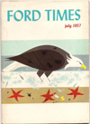 Ford Times | June 1957 | Charley Harper Prints | For Sale