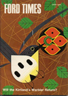 Ford Times | April 1978 | Charley Harper Prints | For Sale