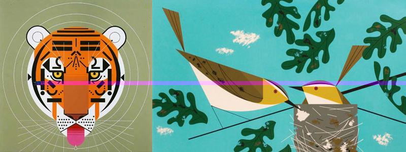 Charley Harper Prints | Print Concordance