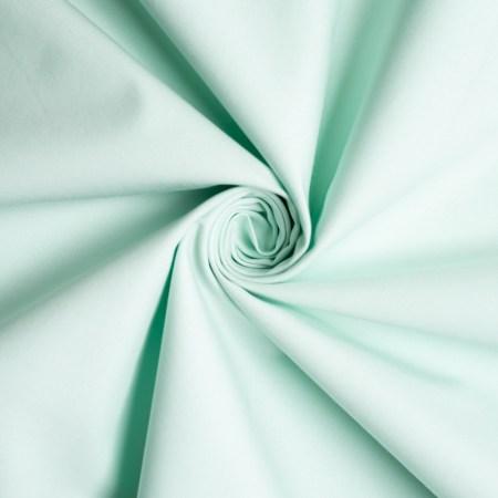 Glacier poplin fabric