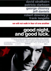 thumbnail of Good Night, and Good Luck poster.