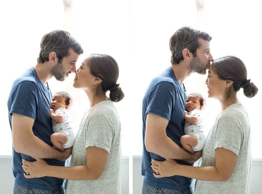 Brooklyn Newborn Portraits