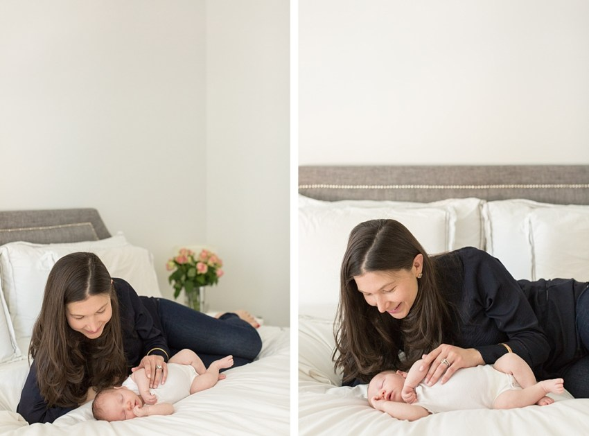 Ellie's Tribeca Newborn Portraits, Charlie Juliet Photography