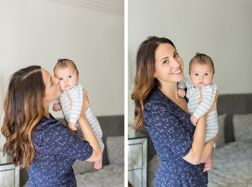 Upper East Side Baby Portraits, Charlie Juliet Photography