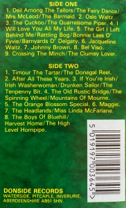 Contrasts track listing