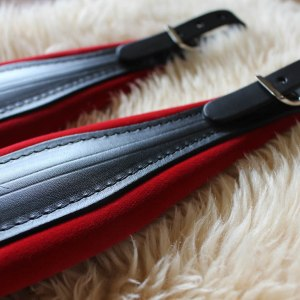 Accordion Shoulder Straps