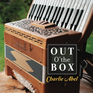 Out The Box CD art cover
