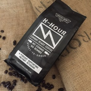 h-hour podcast green beret coffee blend