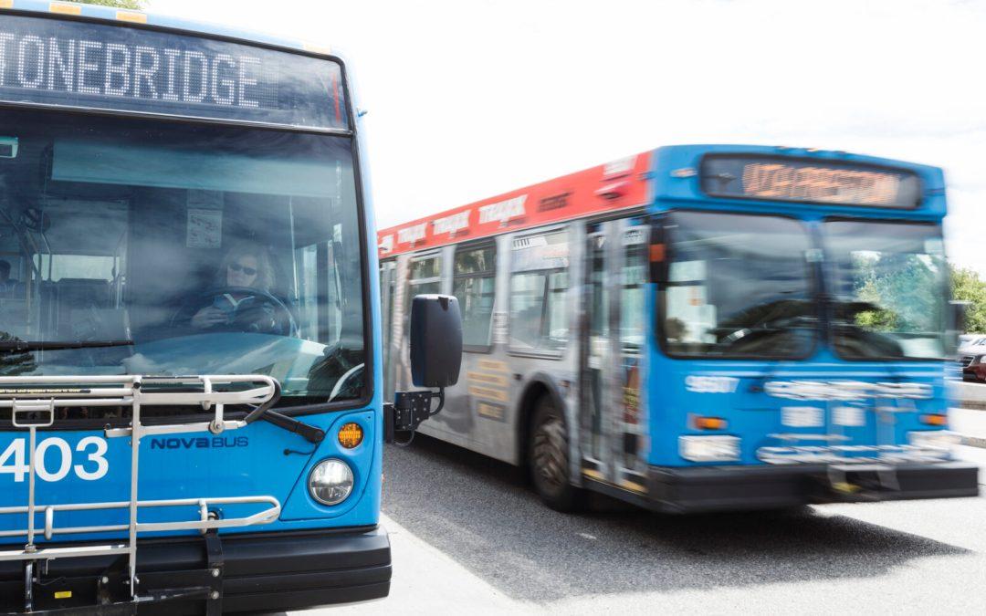 Bus Rapid Transit Update