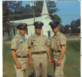 Stokes, Brunty, Wilson at Ft Polk