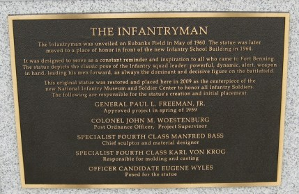 The Infantryman