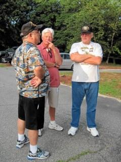 Don, Dennis, Ray