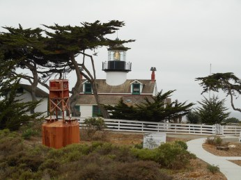 Pt Pinos Lighthouse