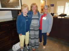 Carol, Diane, CC