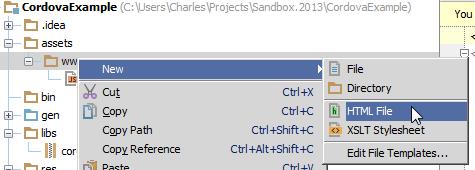 create-html-file