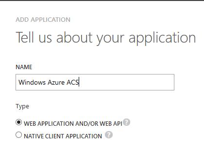 add-acs-application