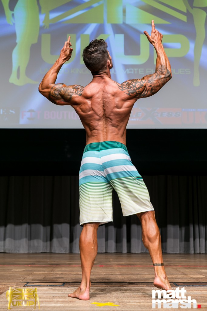 UK Ultimate Physiques Physique Category York Charlie