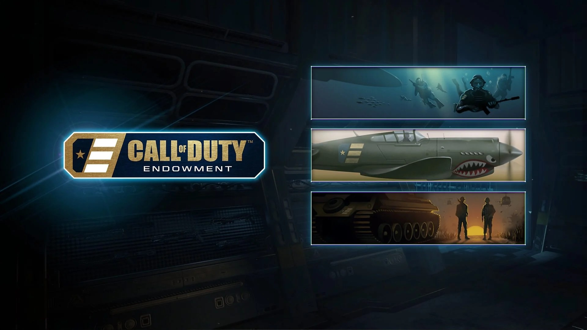 New COD Endowment Valor Calling Card Set Available On