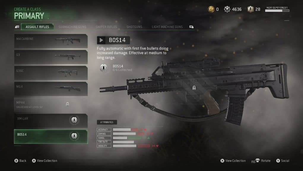 Three New Weapons Now Available In Modern Warfare