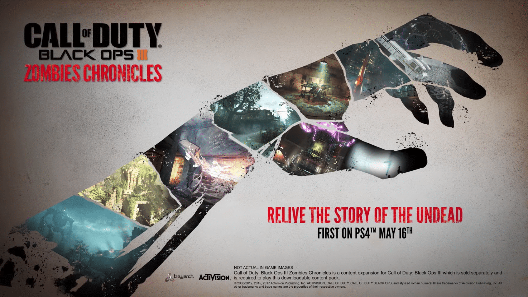 Call Of Duty Black Ops III Zombies Chronicles Story