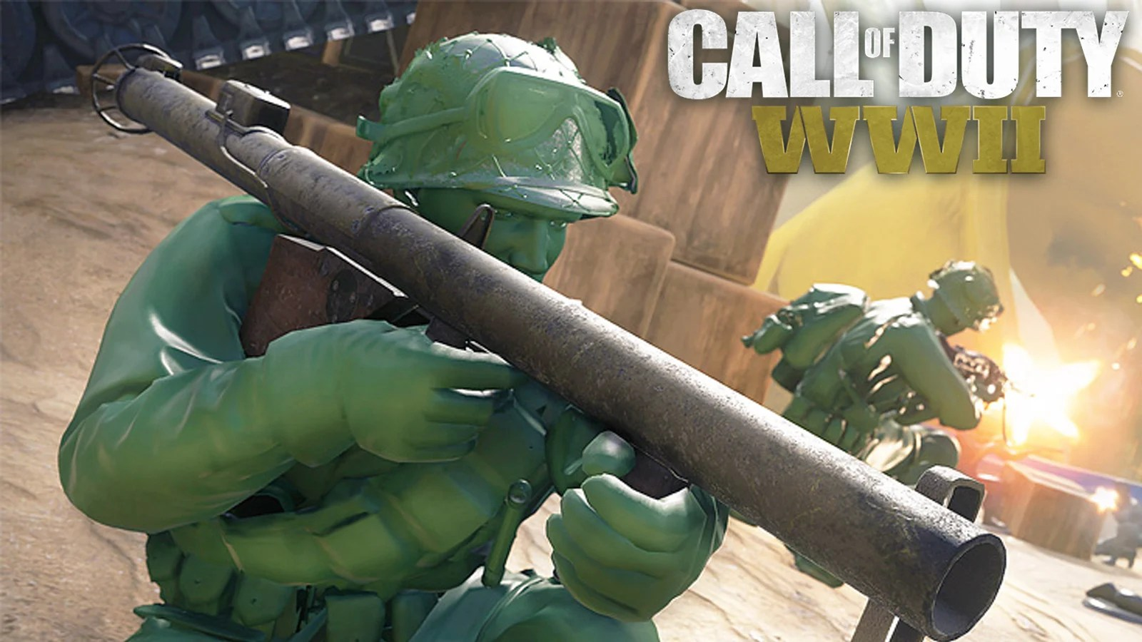 Free Sandbox Map Now Live In Call Of Duty WWII For Xbox