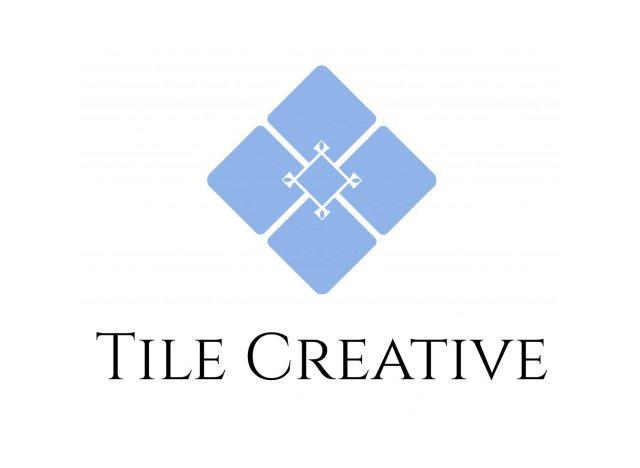 Tile Creative logo design