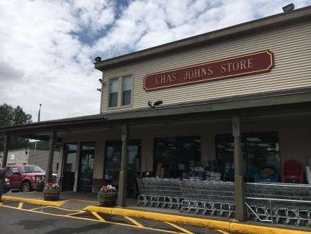 Charlie Johns Storefront