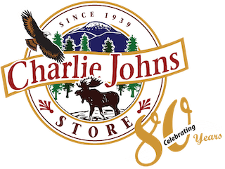 Charlie Johns Store Logo