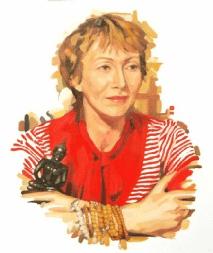 Charlie Jordan portrait