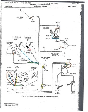 JOHN DEERE X495 WIRING DIAGRAM  Auto Electrical Wiring Diagram
