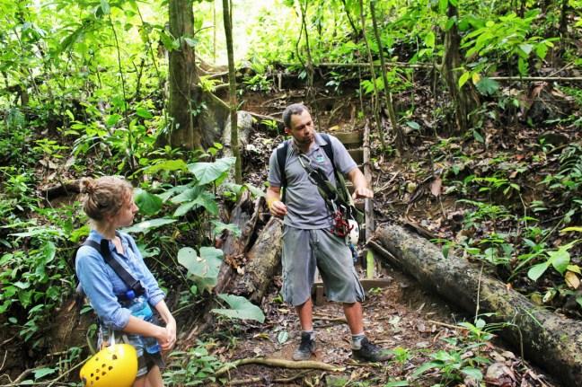 Nature Guide at Hacienda Baru Eco-Lodge
