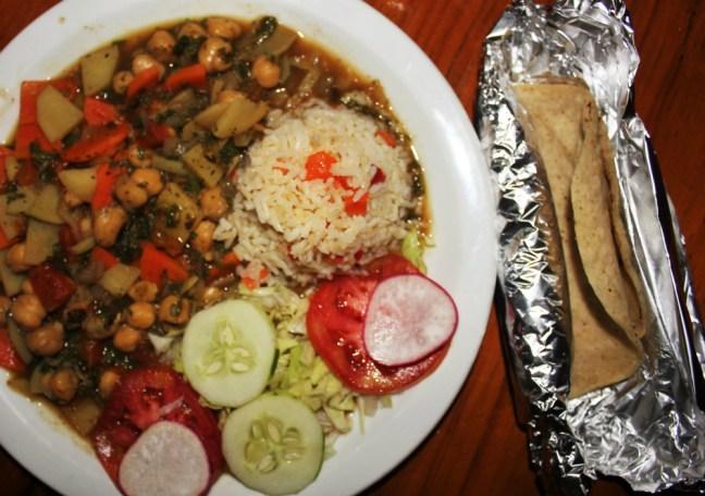 Food at CocinArte Leon Nicaragua - Charlie on Travel