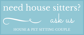 House & Pet Sitting Couple