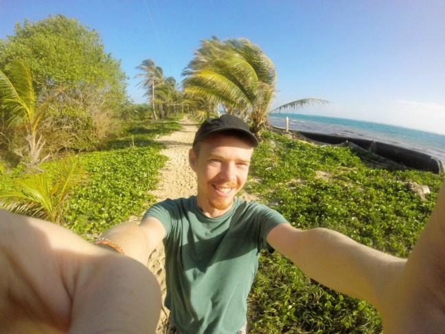 Little Corn Island - Charlie on Travel 1