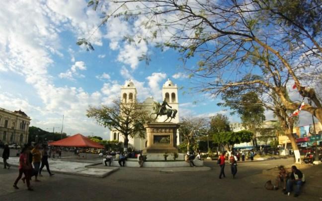 San Salvador El Salvador Charlie on Travel 2