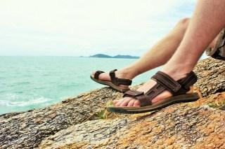 Merrell Travel Tilt Convertable sandals