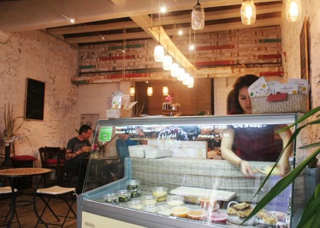 Barcelona Vegetarian Food - Tuyo - Charlie on Travel