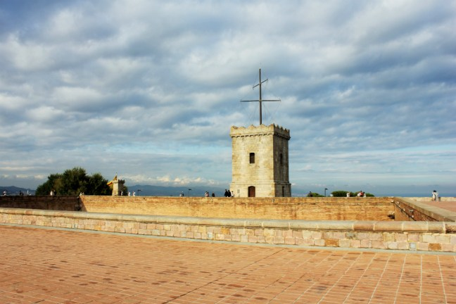 Castell Montjuic Barecelona Slow Travel Guide - Charlie on Travel
