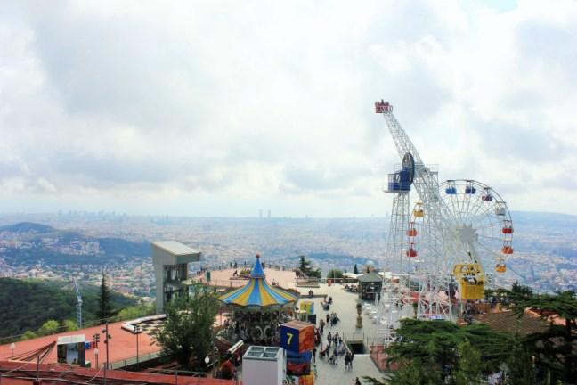 Tibidabo Barcelona - Charlie on Travel