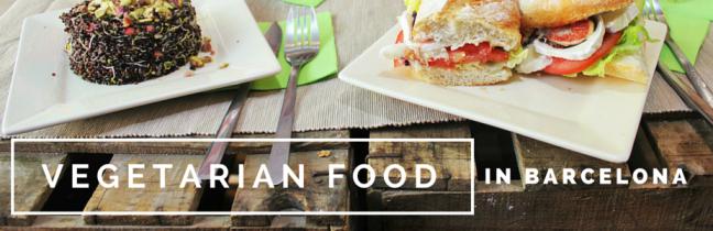 Vegetarian Food in Barcelona - Barcelona Slow Travel Guide - Charlie on Travel