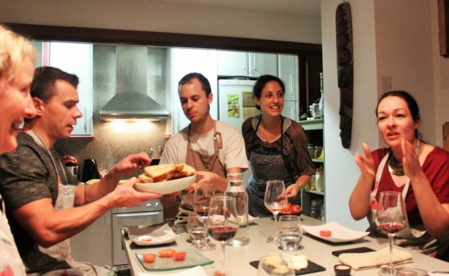Barcelona Slow Travel Cooking Class - Cristina and Guillermo small - Charlie on Travel