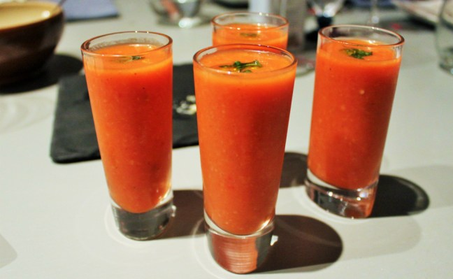 Barcelona Slow Travel Cooking Class Gazpacho - Charlie on Travel