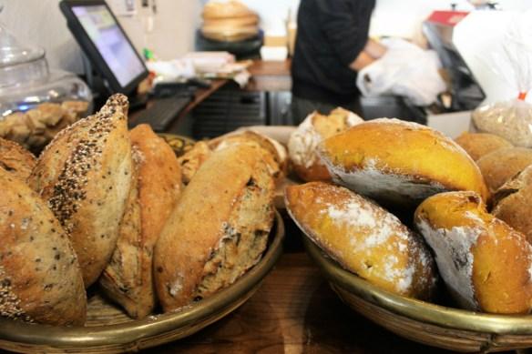 Best Artisan Bakery in Seville - Vegetarian in Seville - Charlie on Travel