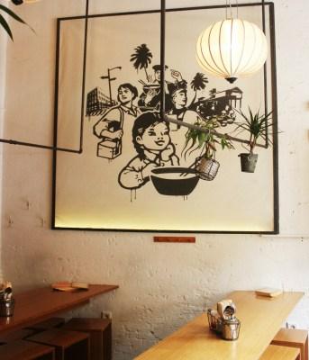 La Vietnamita in Barcelona