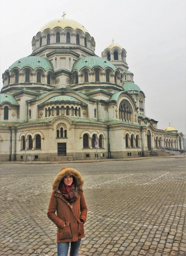 Charlie in Sofia Bulgaria 1