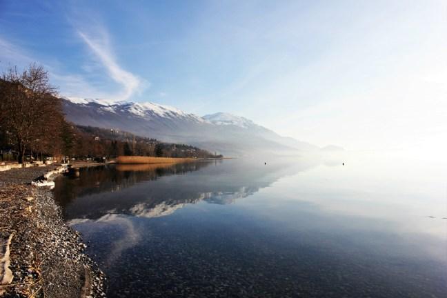 Lagadin Lake Ohrid Macedonia - Charlie on Travel 1200
