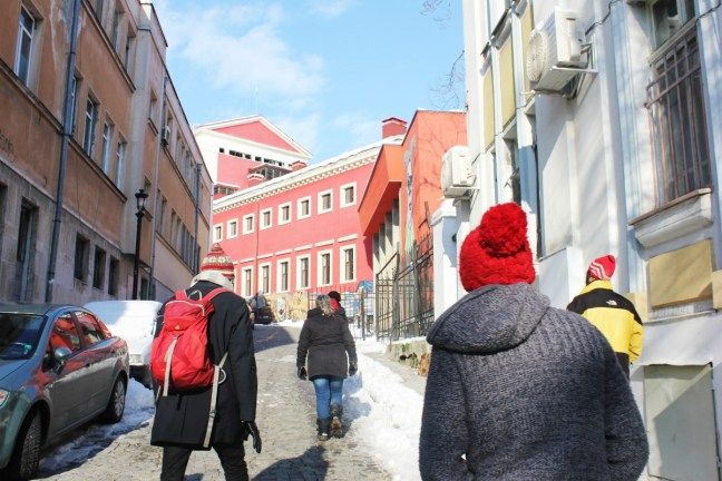 Free Walking Tour Plovdiv Bulgaria - Charlie on Travel