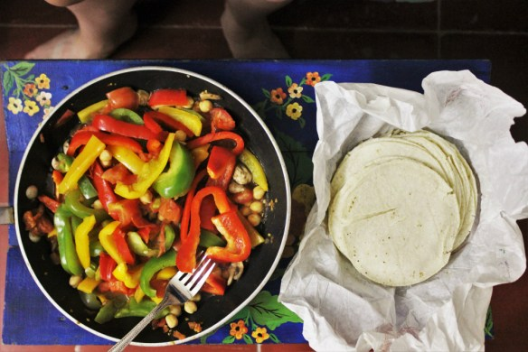 Cooking our own food in Valladolid Mexico - Charlie on Travel