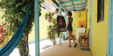 Jerimiahs Place Caye Caulker Belize budget travel accommodation - Charlie on Travel