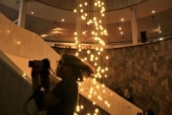 Inside the Modern Art Gallery